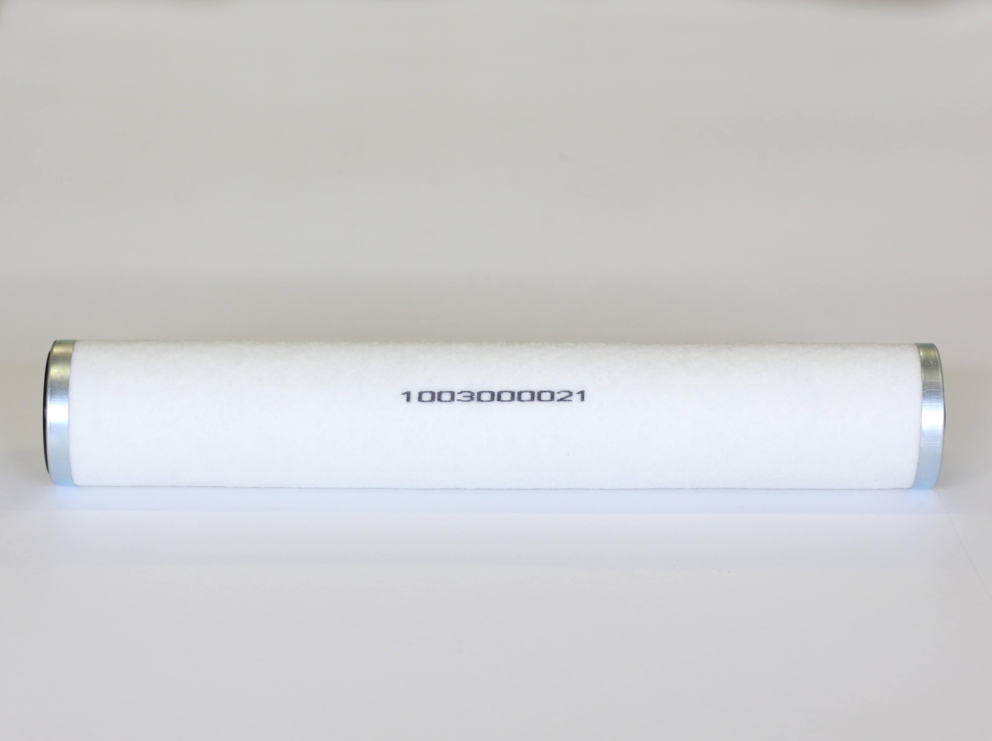 Oerlikon Leybold vákuumszivattyú olajleválasztó szűrő